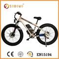 alüminyum alaşım yağ lastik sobowo s19 ön tekerlek motorlu elektrikli bisiklet