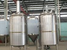 600L HUmber stainless steel beer brewery machine/beer spain