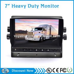 7CH CAR TFT LCD MONITOR, CAR LCD USB MONITOR, LCD MONITOR FOR CAR VD-718H