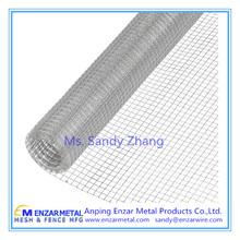 Galvanized Welded Wire Mesh Hardware Cloth Stainless Steel Welded Mesh