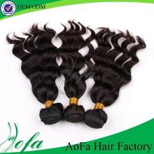 Unprocessed virgin wholesale price 100% virgin real girl pussy hair