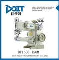 Dt1500-156m/dd tipo yamato bloqueio cama do cilindro da máquina de costura para crianças roupas e calças que faz a máquina