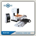 HOT SELL woodworking CNC curve saw machine MJS1325
