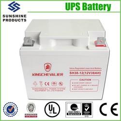Energy Storage Emergency Power Solite Agm Battery
