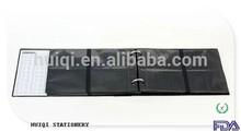 Black color pocket business card book/display name card holder factory price OEM