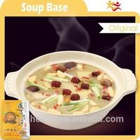 Soup seasoning with chicken supplement flavor seasoning powder