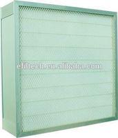 ULPA H12 H14 U15 U16 U17 Cleanrooms Air Filter electrolux hepa filter