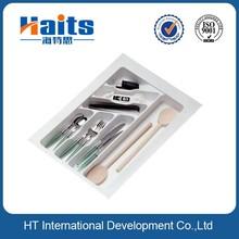Plastic Cutlery Tray Cutlery storage tray