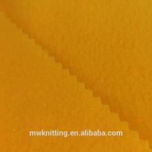 manufacturer weft knitting dyeing 150d/96f polar fleece fabric