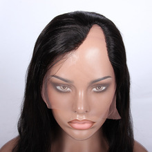 Natural Looking long lasting remi u part wigs for black women