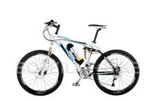 fashion ebike / electric mountain bike / hidden lithium battery / e moped