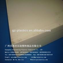 Engineering plastic Nylon Sheet with Glass Fiber