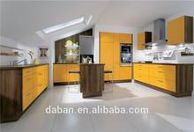 options of cabinet orange flat pack kitchen cabinet