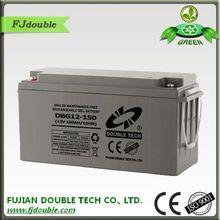 Central African Distributor gel battery 12v 150ah, 12V150Ah Battery For Telecom/ups System