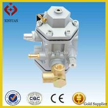 Cars CNG gas multi point injection sequential reducer/regulator for V4, V6, V8