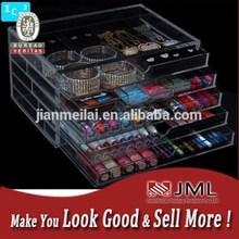 Wholesale Countertop Organizer Makeup Box 6 Drawers