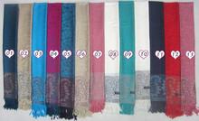 fashion pashmina shawl warm winter pashmina scarf pashmina wrap stole bufunda