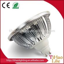 cheap pricing 12W high PF LED UFO AR111 home light led lamp