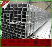High quality galvanized pipe diameter