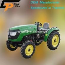 Cloud Pillar machienry tractor CP254 254 25hp traktor mini