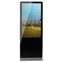 """55"""" Wifi Floor Stand LCD Touch Monitor"""