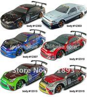 Hot selling Electric Rc Car 2.4g Drift 80km/h Hsp 94123 Rc Car Rtr