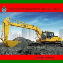 SINOTRUK HIDOW HW210-8 Full Hydraulic Crawler Excavator for sale