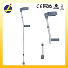 Aluminum adjustable protection walking stick JL933L