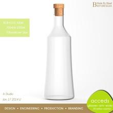 Novelty Handmade Eco Heat-Resistant Pyrex Glass Oil Cruet