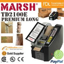 Marsh TD2100 E Semi Automatic Packaging Tapes Staples Dispenser