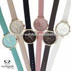 Cool sport wrist watch japan movt quartz watch stainless steel back