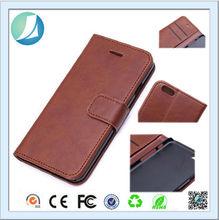 Best Qualiyt Wallet Detachable Magnet Leather Case For iPhone 4