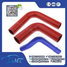 2015 CHINA manufactures high pressure temperature 90 degree reducing elbow hose silicone hose