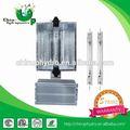 O de capuz/alta alumínio puro crescer refletor de luz/tubo de vidro da tampa da lâmpada