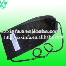 mesh wash bags drawstring/cotton drawstring gift bag