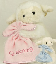 Baby Boys Girls Soft Toys Christening Gifts Presents Soft Lamb