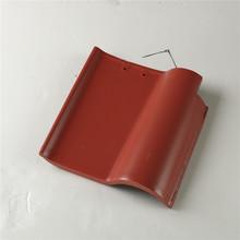 CN Weatherproof Copper Flat Sheet Roman Gazebo Clay Roof Tiles
