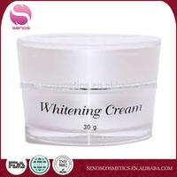 China Manufacture Rose Whitening Cream