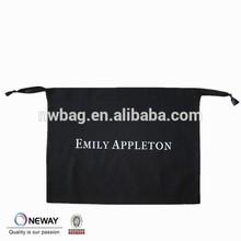 2015 china supplier cotton muslin drawstring bag,black cotton drawstring bag,bulk printing drawstring bags