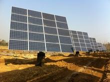 double-axis solar tracker