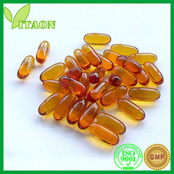 1000 mg ISO GMP Certificate and OEM Private Label Fish Oil Capsules China