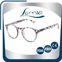 Latest fashion eyeglasses Sunny Europe slim stainless steel optical frame