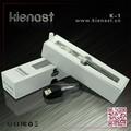 China 2015 proveedores nuevo diseño kienast k-1 650 mah 5 pasador de la batería del cigarrillo electrónico de la exportación de singapur