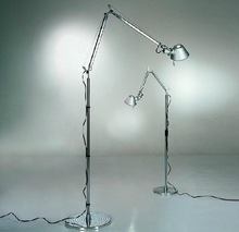 China Supplier High Quanlity LED Floor Lamp Adjustable Height Foldable Standing Lamp
