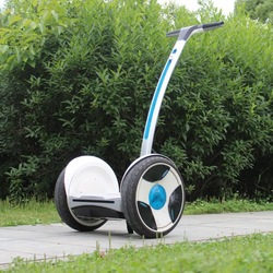 NInebot model E 2 wheeled 1000w strong power electric motorcycle with bluetooth