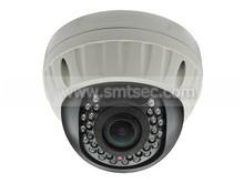 SIP-H22H 5.0Mp HD CCTV Outdoor Waterproof Vandalproof 2.8~12mm Varifocal Dome IR Network IP Camera