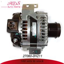 Auto alternator for toyota rav4 oem 27060-0H211