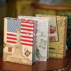 new design wooden book box fashion home decoration pieces