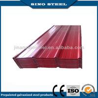 building exterior zinc coating roofing sheet china manufacturer