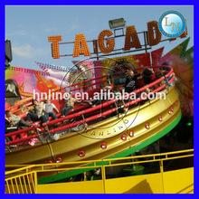 Outdoor theme park amusement disco tagada rides for sale
